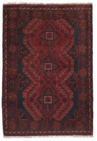 Afegão Khal Mohammadi Tapete 81X120 Oriental Feito A Mão Preto (Lã, Afeganistão)