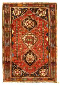 Ghashghai Tapete 182X270 Oriental Feito A Mão (Lã, Pérsia/Irão)