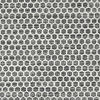 Kilim Honey Comb - Preto / Cinzento
